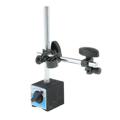 Large Adjustable Magnetic Base Stand Holder For Dial Test Indicator Gauge 9  • 26.09£