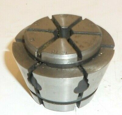 C75 CRAWFORD MULTIBORE COLLET 7/8  X 1  HEX (CC0017)  • 65£