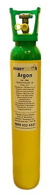 Pure Argon Tig Welding Gas 9L 137 Bar Plus £70 Deposit Required Collection Only • 62£