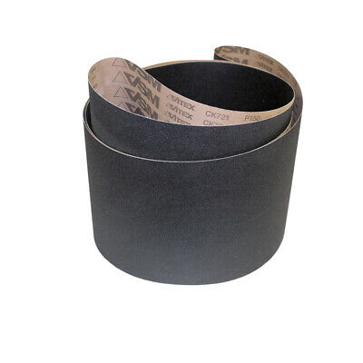 VSM Abrasive Silicon Carbide Belt 50x450mm 120 Grit CK721X   • 2.50£