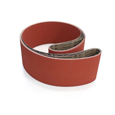 VSM Ceramic Grain Abrasive Belt 80grit 50x450mm XK880Y • 3.65£