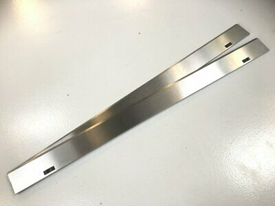 ROJEK Planer Blade 410 X 30 X 3 (Slotted Version) Price Each • 24.60£