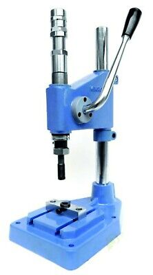 DEP-2 Professional Stroke Press For Grommets, Rivets, Press Fasteners, Eyelets • 240£