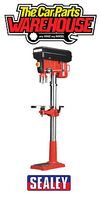 Sealey GDM200F Adjustable Pillar Drill Floor 16-Speed 1630mm Height 650W/230V  • 499.95£