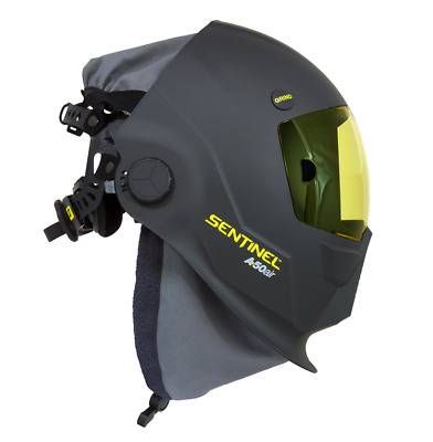 ESAB Sentinel A50 Air Welding Helmet C/w 4 FREE Outer Lenses + FREE P&P • 359£