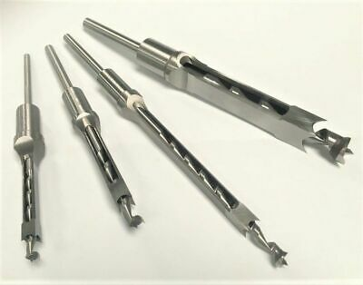 1in Chisel & Bit Set - 5 Long X 1.3/16 Shank For Wadkin Bursgreen And Robinson M • 144£