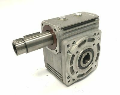 BW63 Gearbox For Wadkin Moulder Ratio 7.5 To 1 With 30mm Male / Extended Male Ou • 620.70£