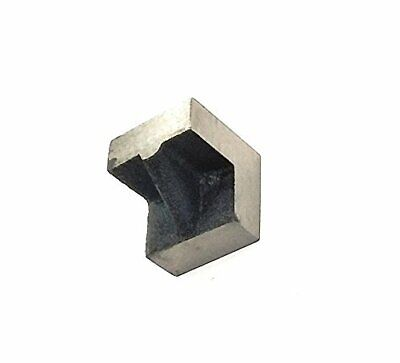 Caste Iron Solid Webbed Angle Plate 1  X 1  X 1  Stress Relieved • 19.22£