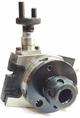 ER-25 Collet Adaptor For Instant Milling-(3  ROTARY TABLE- 4 SLOT) • 92.27£