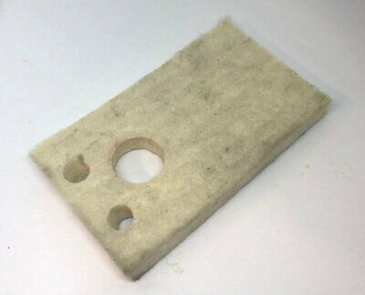 Felt Cleaning Pads For Stenner Resaw • 19.06£