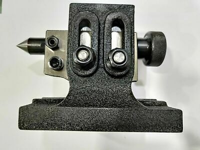 Adjustable Height Tailstock For Rotary Tables 4'' & 6'' • 48£