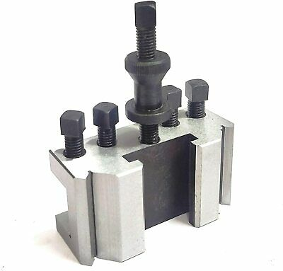 Dickson S2 / T2 Quick Change Tool Post Set For  Harrison Lathes (Standard Holder • 34.99£