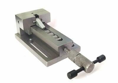 50 Mm/ 2  Inches Quick Release Steel Vise For Micro Machining Milling Machine • 45.95£