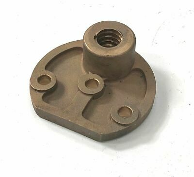 Nut For Lateral Movement On WADKIN GUBISCH FSP & GD Moulders - GENUINE UK Parts • 204£