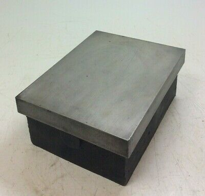 Heavy Duty Surface Table | Marking Out | Flat Surface  | 6  X 4 1/2  X 2 3/8   • 60£