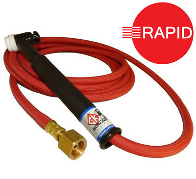 CK 17 Tig Torch With 4m SuperFlex Cable, 3/8  BSP • 79£