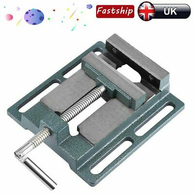 Heavy Duty 4Inch 100mm Vice Vise Drill Press Machine Work Bench Pillar Clamp Jaw • 14.22£