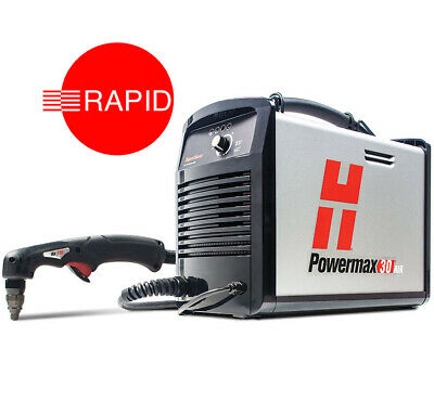 Hypertherm Powermax 30 AIR Plasma Cutter With Built In Compressor, 110 & 230v  • 2,122£