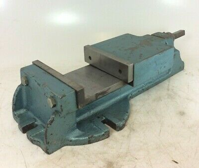 Heavy Duty Machine Vice | 7¼  Jaws | 5¾  Opening • 210£