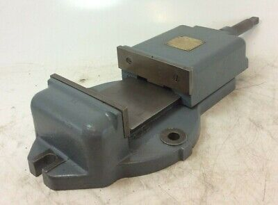 Heavy Duty Long Life All Steel Machine Vice | 6⅜  Jaw | 5⅛  Opening | Type 1008A • 195£
