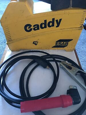 Esab Caddy LHQ150 MMA Inverter Stick Welder • 50£