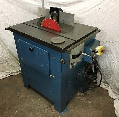 Spindle Moulder Table Saw Combination Machine Luna VGWO Swedish Quality 3ph. • 650£