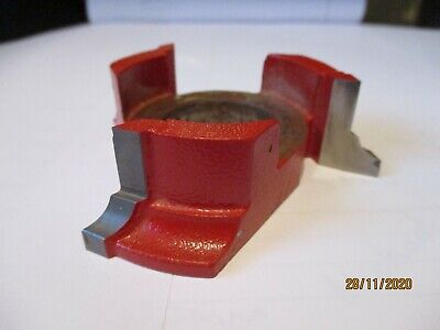 """A - Spindle Moulder Profile Cutting Tool With 3 Cutters - """"FREUD"""" Brand - In Go • 32£"""