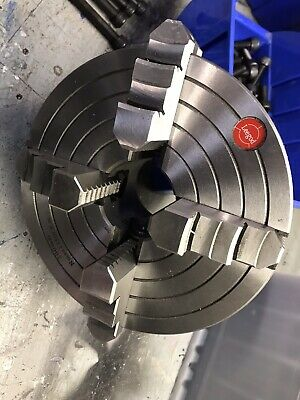 200mm 4 Jaw Independent Lathe Chuck • 160£