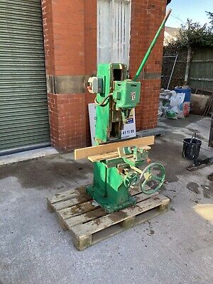 Wilson Morticer 3 Phase Woodworking Machine • 51£