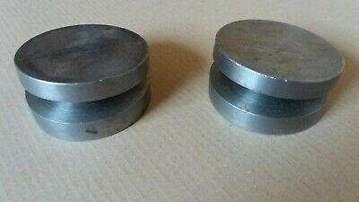 Fab9 Machinist Toolmaker Precision Engineer`s Levelling Clamping Swivel Pads • 16£