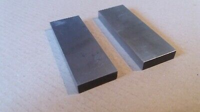 Fab9 PRECISION ENGINEER`S HARDENED & GROUND 72mm  LONG  PARALLELS  MILL BORE  • 12£