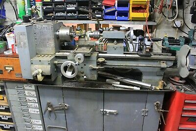 Meatal Lathe CT-918 Axminster APTC 740mm Bed • 480£