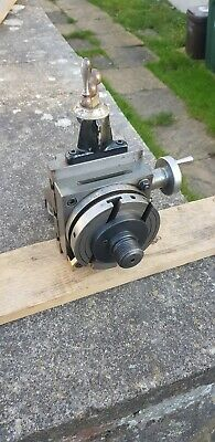 Rotary Table For Myford Lathe • 40.01£