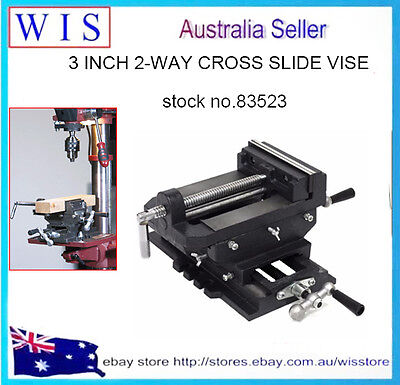 3  Compound Drill Vice Drill Press Vise Metal Milling Machine Holding Clamp83523 • 44.13£