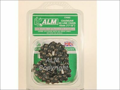 CH060 Chainsaw Chain 3/8in X 60 Links - Fits 45cm Bars ALMCH060 • 20.39£