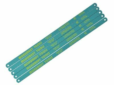 1925P Hacksaw Blades 300mm (12in) X 24tpi Pack 5 MON1925 • 13.82£
