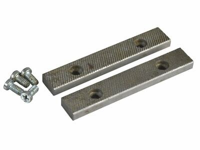 PT.D Replacement Pair Jaws & Screws 115mm (4.1/2in) For 4 Vice RECPTD4 • 43.26£