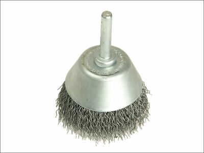 Cup Brush With Shank D40mm X 15h X 0.30 Steel Wire LES434162 • 14.15£