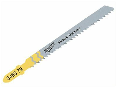 Wood Jigsaw Blades Pack Of 5 T101BR MIL2346079 • 14.02£