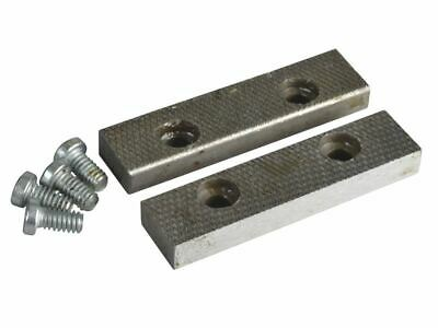 PT.D Replacement Pair Jaws & Screws 75mm (3in) For 1 Vice RECPTD1 • 18.35£