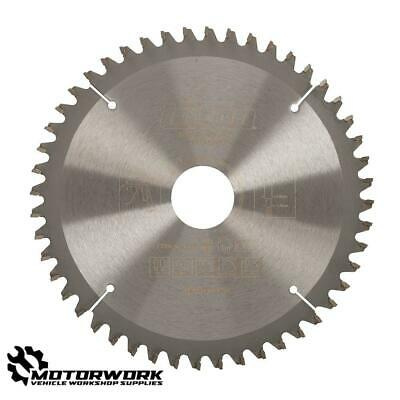 TRITON 165MM X 30MM TCT CONSTRUCTION WOOD SAW BLADE (48T) • 15.70£