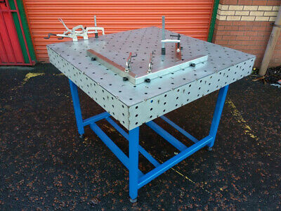 Welding Table - 1200mm X 1200mm - Flat Pack Or Assembled - Stainless Or Mild • 650£