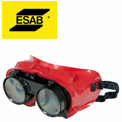 ESAB Flip Front Shade 5 Welding Glasses Welding Goggles 0700 012 022 • 14.99£