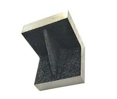 Caste Iron Solid Webbed Angle Plate 2  X 2  X 2  Stress Relieved • 23.04£