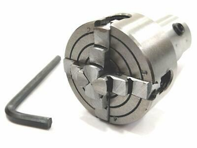 Spindle Adapter V5/8 (5/8 Spindle To M14x1Thraed 70 Mm 4 Jaw Independent Chuck) • 69.42£