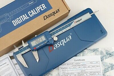 Dasqua 2010-1005 Absolute Digital Vernier Caliper 0-150mm / 0-6  Rdg 2010-1005 • 38.50£