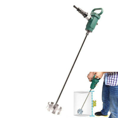TJ3 Pneumatic Tools Paint Mixer Portable Blender 2500RPM 50-250L • 146.40£