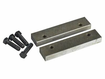 PT.D Replacement Pair Jaws & Screws 115mm (4.1/2in) For 84/34 RECPTO84 • 81.27£
