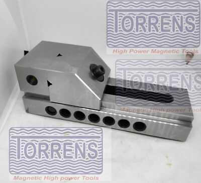 Precision Grinding VICE Toolmakers 2  / 50mm Pin Type Screwless Hardend Ground • 54.88£