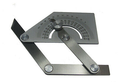Rdgtools Stainless Steel Square Beval Protractor  • 29.95£